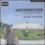 Hoffmeister: Sonatas for Piano, Vol. 2