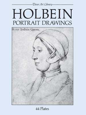 Holbein Portrait Drawings - Holbein, Hans