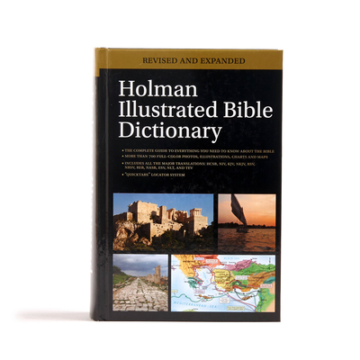 Holman Illustrated Bible Dictionary - Brand, Chad (Editor)