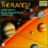 Holst: The Planets - Women of the Brighton Festival Chorus (choir, chorus); Royal Philharmonic Orchestra; André Previn (conductor)