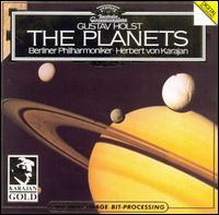 Holst: The Planets - Berlin Philharmonic Orchestra; Herbert von Karajan (conductor)