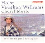 Holst, Vaughan Williams: Choral Music