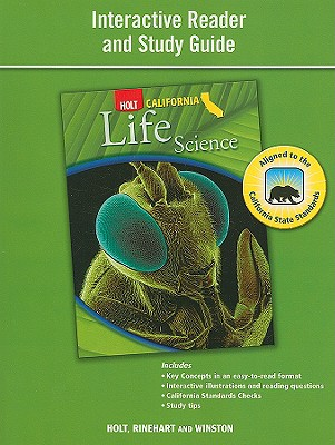 holt california life science interactive reader and study guide rh alibris com interactive reader and study guide united states history answers interactive reader and study guide 6th grade