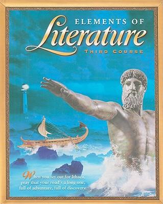 Holt Elements of Literature, Third Course - Holt Rinehart & Winston (Creator)
