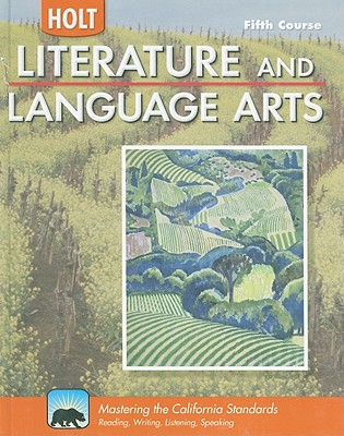 9780030992865 Holt Literature And Language Arts Student