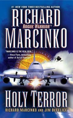Holy Terror - Marcinko, Richard