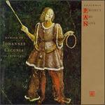 Homage to Johannes Ciconia