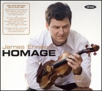 Homage - Andrea Guarneri (viola); Eduard Laurel (piano); James Ehnes (violin); James Ehnes (viola)
