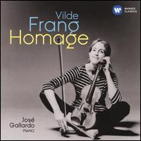 Homage - José Gallardo (piano); Vilde Frang (violin)