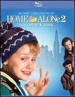 Home Alone 2: Lost in New York [Blu-ray/DVD] [2 Discs]