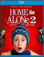 Home Alone 2: Lost in New York [Blu-ray/DVD] [2 Discs] - Chris Columbus