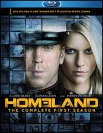 Homeland: The Complete First Season [3 Discs] [Blu-ray]