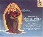 Homenatge al Misteri d'Elx - La Vespra