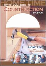 Hometime: Construction Basics
