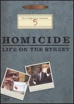 Homicide: Life on the Street: The Complete Season 5 [6 Discs]