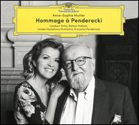 Hommage à Penderecki - Anne-Sophie Mutter (violin); Lambert Orkis (piano); Roman Patkoló (double bass); London Symphony Orchestra;...