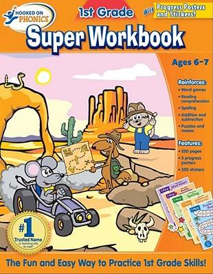hooked on phonics kindergarten super workbook Hooked on second grade super workbook hooked on second grade super workbook hooked on phonics: author: hooked on phonics: publisher: smarterville productions llc.