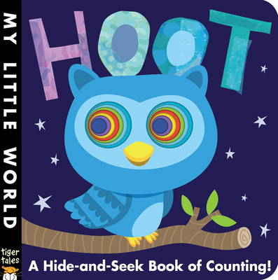 Hoot: A Hide-And-Seek Book of Counting - Litton, Jonathan, and Galloway, Fhiona (Illustrator)