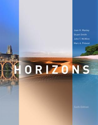 Horizons - Manley, Joan H, and Smith, Stuart, and Prevost, Marc A
