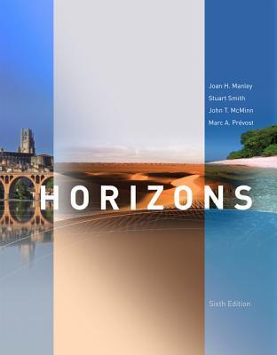 Horizons - Manley, Joan H
