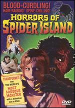 Horrors of Spider Island - Fritz Bottger