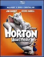 Horton Hears a Who [Blu-ray/DVD] [3 Discs]