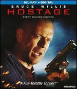 Hostage [Includes Digital Copy] [Blu-ray]