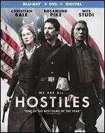 Hostiles [Includes Digital Copy] [Blu-ray/DVD]