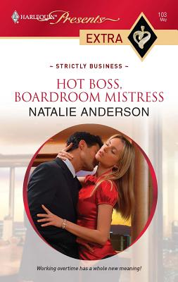 Hot Boss, Boardroom Mistress - Anderson, Natalie