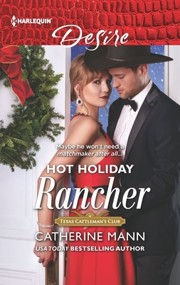 Hot Holiday Rancher - Mann, Catherine