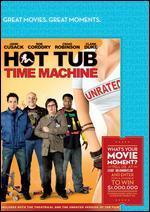 Hot Tub Time Machine [French]