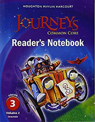 Houghton Mifflin Harcourt Journeys Common Core Reader S