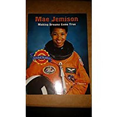 Houghton Mifflin Reading Leveled Readers: Fo Chapt Book 2.4.4 Onlv Mae Jemison: Making Dreams Co - Houghton Mifflin Company (Prepared for publication by)