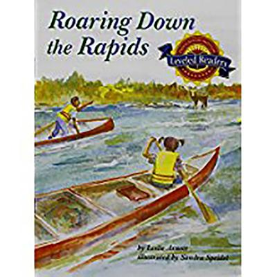 Houghton Mifflin Reading Leveled Readers: Level 3.1.1 on LVL Roaring Down the Rapids - Houghton Mifflin Company (Prepared for publication by)