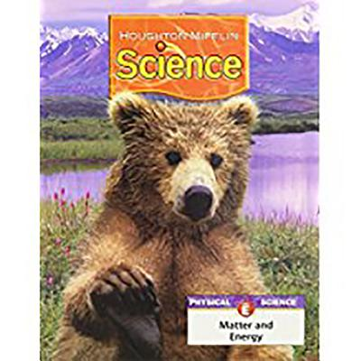 Houghton Mifflin Science: Student Edition Unit Book Level 2 Unit F 2007 - Houghton Mifflin Company (Prepared for publication by)