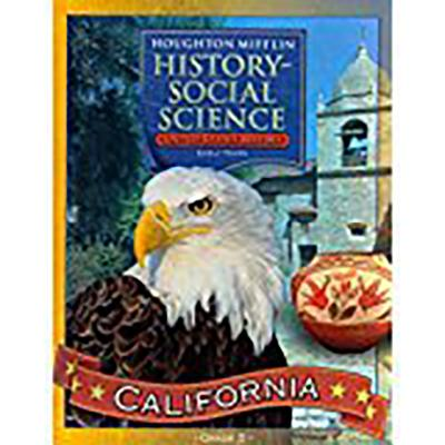 Houghton Mifflin Social Studies California: Student Edition Level 5 2007 - Houghton Mifflin Company (Prepared for publication by)