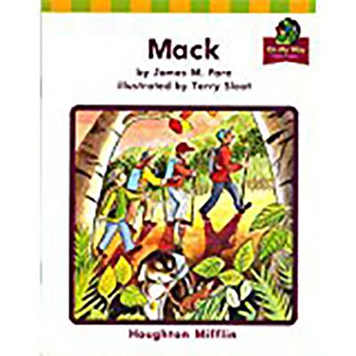 Houghton Mifflin the Nation's Choice: On My Way Practice Readers Theme 3 Grade 1 Mack - Houghton Mifflin Company (Prepared for publication by)