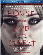 House at the End of the Street [Blu-ray/DVD] - Mark Tonderai