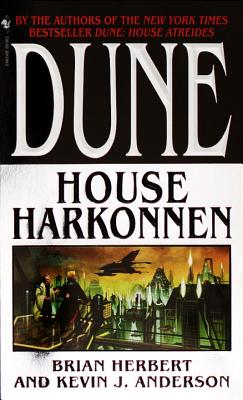 House Harkonnen - Herbert, Brian, and Anderson, Kevin J