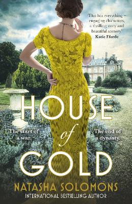 House of Gold - Solomons, Natasha