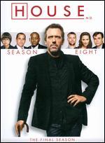 House: Season Eight - The Final Season [5 Discs] -