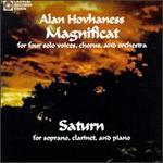 Hovaness: Magnificat, Op.157; Saturn, Op.243