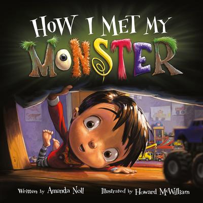 How I Met My Monster - Noll, Amanda