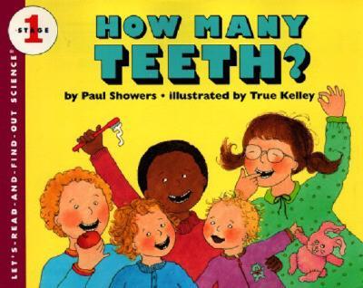 How Many Teeth? - Showers, Paul