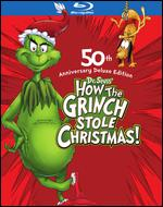 How the Grinch Stole Christmas [Deluxe Edition] [2 Discs] [Blu-ray] - Chuck Jones