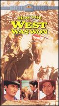 How the West Was Won [Blu-ray] - George Marshall; Henry Hathaway; John Ford