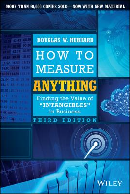 How to Measure Anything: Finding the Value of Intangibles in Business - Hubbard, Douglas W