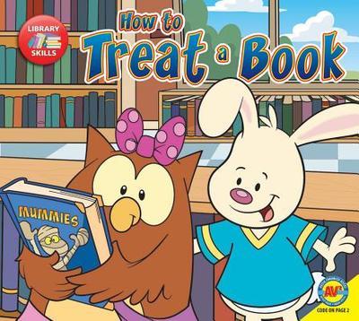 How to Treat a Book - Stjohn, Amanda