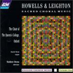 Howells & Leighton: Queen's College Choir