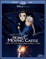 Howl's Moving Castle [2 Discs] [Blu-ray/DVD] - Hayao Miyazaki